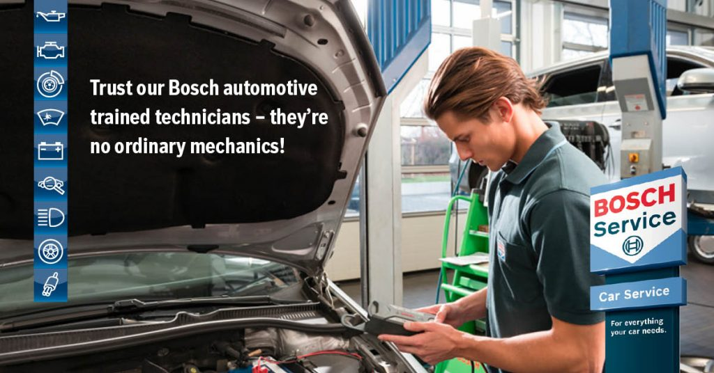 Photo Of A Mechanic Doing Car Repairs