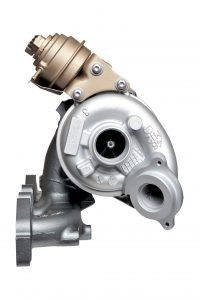 picture of VW 2.0L Gen 3 turbocharger